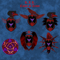 Request Coat of Arms K.I.R. by NecromancerX69