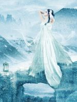 Goddess of Snow by Kryseis-Art