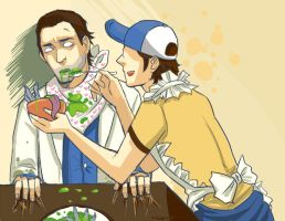 L4D2-The worst dinner by Nicca11y