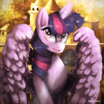 Princess Twilight Sparkle by Roselinath