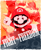 Fight For Freedom by noll4tva