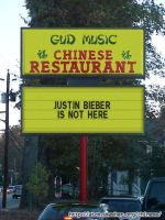 Justin Bieber sign by PurplePhoneixStar