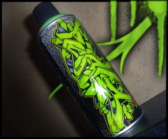 "Ironlak ""REALS"" Limited Ed. by Viper818"