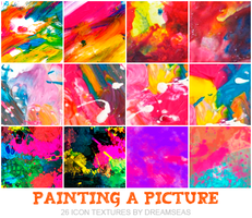 Painting A Picture By Bourniio by Bourniio