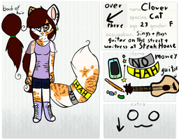 :Kitty-Katty-Town: Clover Brook by snowgraywhite