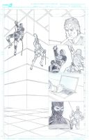 Scam Page 2 Pencils by Mulv