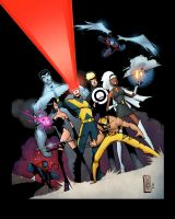 X-people by angryf