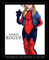 Marron - Rogue by agra19