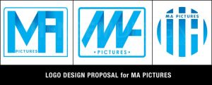 MA Pictures Logotypes by rexolution