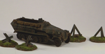 1/72scale Hanomag '46 other side by Nixod321