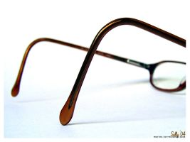 Slotted Glasses by specialsally