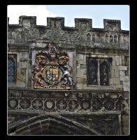 Coat of Arms. Salisbury. England. by jennystokes