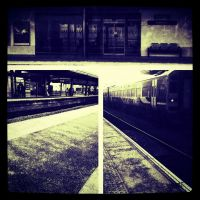 046 Blackburn Train Station by DistortedSmile