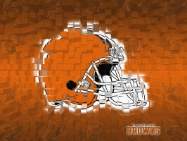 Cleveland Browns by nicknash