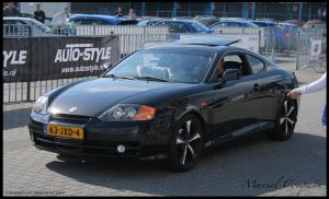 2005 Hyundai Coupe by compaan-art