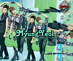 Infinite MyungYeol Edit by Kpopified