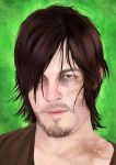 -Daryl Dixon 2910- by obsceneblue