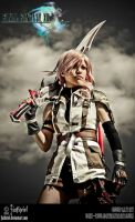 FFXIII - White flash by fiathriel
