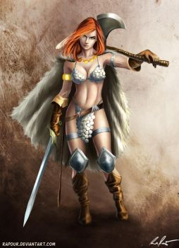 Red Sonja by RaPour