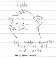Freddy, the golden hamster by Agufanatic98