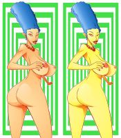 Marge Simpson by sexfire
