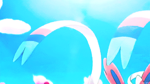 Sylveon GIF by MegaBleachy