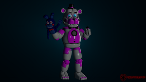 Funtime Freddy by mikequeen123