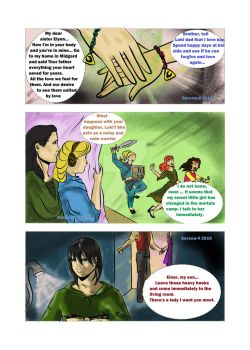 The Parent Trap (Thorki comic) Pag. 2 by Serena-4