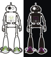 Sho Robot by Pipe182motaS