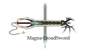 Magna-Broadsword by OnyxChaos