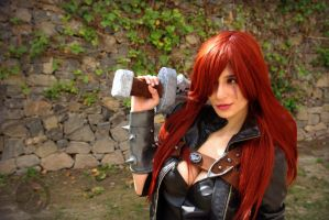 Katarina cosplay8 - Dragonstrace by DragonsTrace