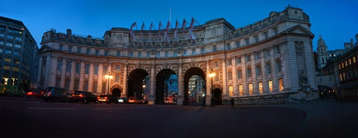 Admiralty Arch by TamarViewStudio