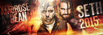 Dean VS Rollins by workoutf