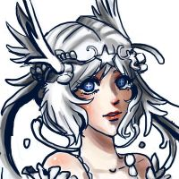 GAIA: comm for amoe chan 2 by QDoodle