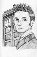 The Tenth Doctor (Doctor Who) by SarahStar123