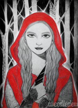 Red Riding Hood by Isnainidewi