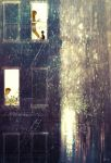 There is always sunshine after the storm by PascalCampion