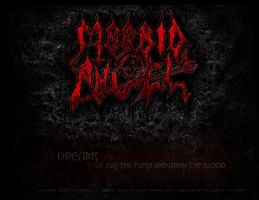 Morbid Angel Background 1 by ATEvangelist
