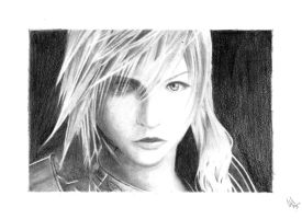Lightning by ceinny