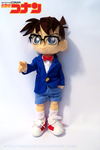 Detective Conan Plush by Skeleion