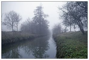 Foggy Niers I by theMuspilli