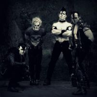The Misfits by AXELxDREAMxCATCHER