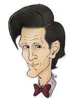 Eleventh Doctor - Matt Smith by 94cape69