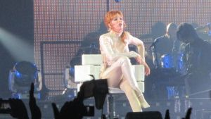 Mylene Farmer 'Timeless' 2013 by MyleneGautier