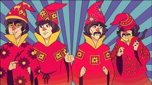 The Magical Beatles by dead-x-girl