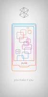 Zune HD Ad Idea by NintendoRev