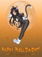 Halloween Skuld by ArtistMeli