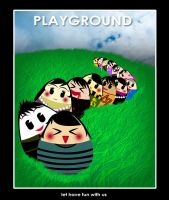 Playground by CatTumpahCommunity