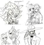 Moar sketches by kameiko