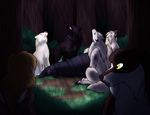 Wolfdog127's Pack Hunt by Faith-Wolff